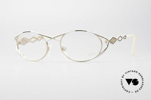 Cazal 977 90er Designerbrille Damen Details