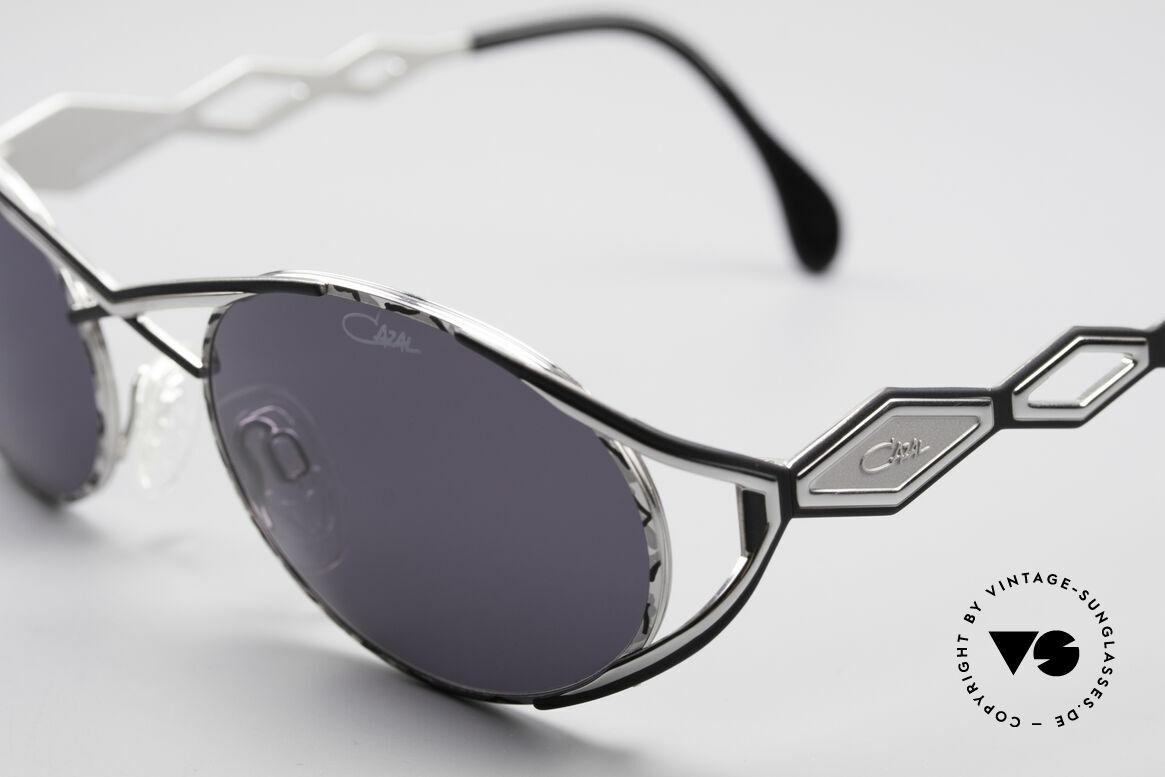 Cazal 977 Vintage Sonnenbrille Damen, Spitzen-Qualität und ein Glanz wie frisch vom Werk, Passend für Damen