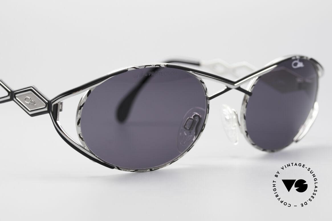 Cazal 977 Vintage Sonnenbrille Damen, ungetragen (wie alle unsere Cazal Designer-Brillen), Passend für Damen