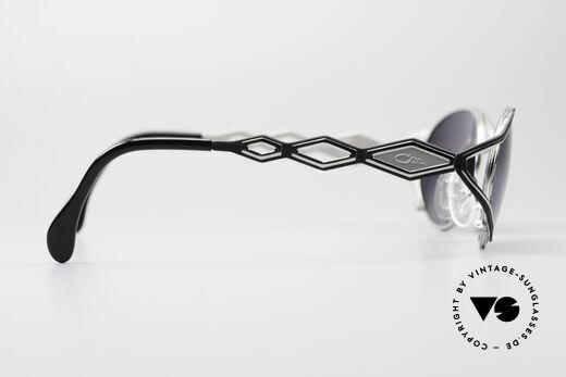Cazal 977 Vintage Sonnenbrille Damen, KEINE Retrobrille; eine echte alte 90er Cazal Rarität, Passend für Damen