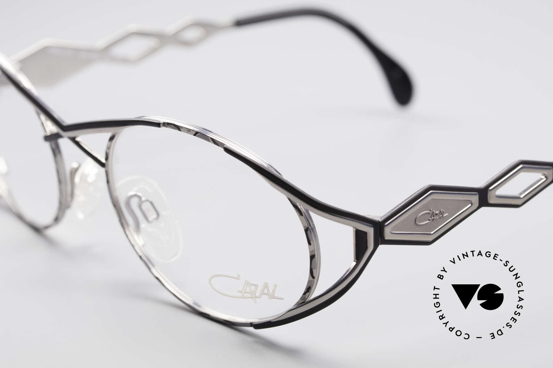 Cazal 977 Vintage Designer Brille Damen, Spitzen-Qualität und ein Glanz wie frisch vom Werk, Passend für Damen