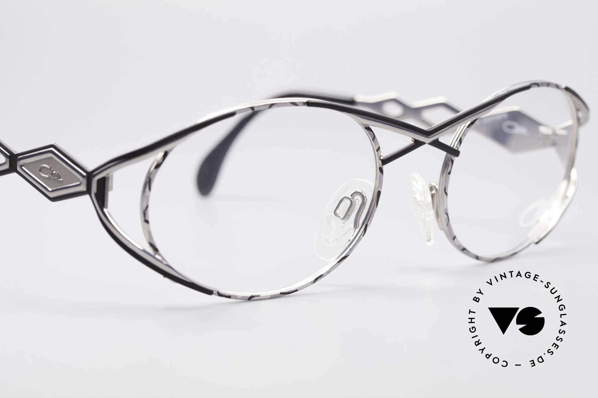 Cazal 977 Vintage Designer Brille Damen, ungetragen (wie alle unsere Cazal Designer-Brillen), Passend für Damen