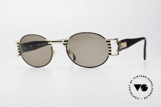 Cazal 976 90er Vintage Sonnenbrille Oval Details