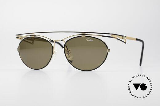 Cazal 970 Extravagante Vintage Brille Details