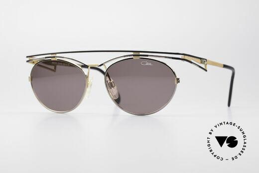 Cazal 970 Extravagante Damen Brille Details