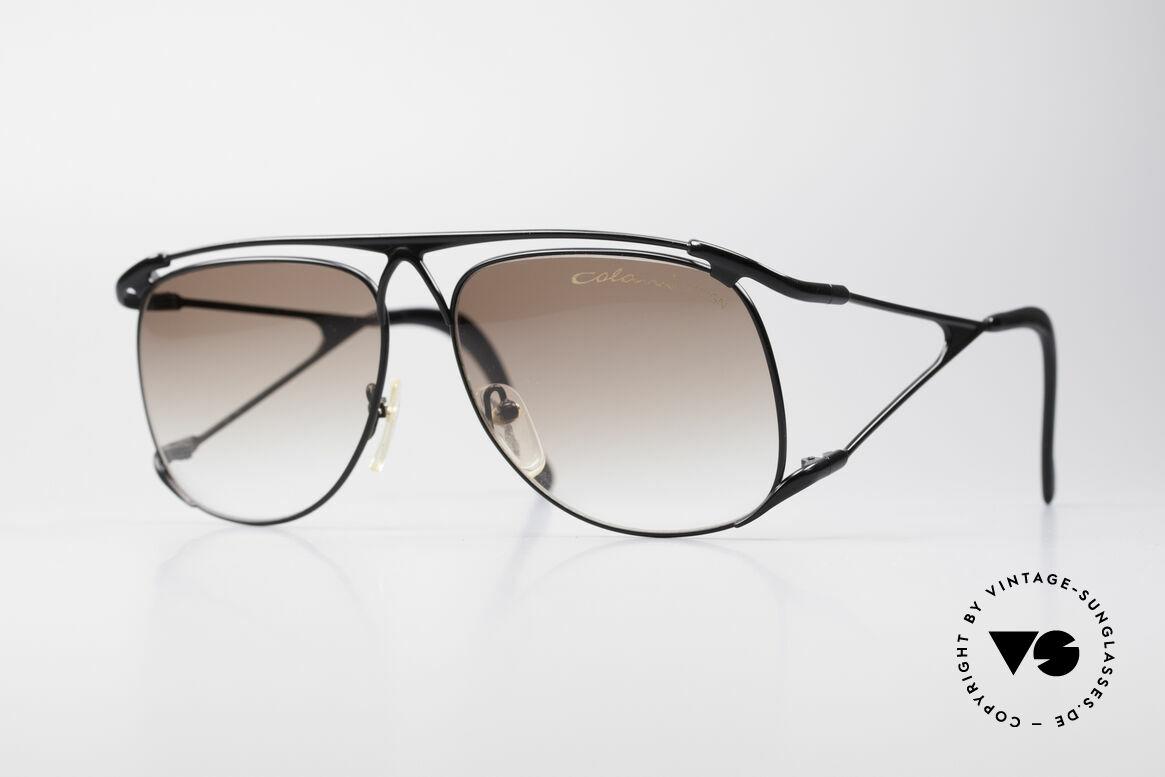 Colani 15-501 Rare 80er Vintage SonnenBrille, sehr auffällige Luigi COLANI Sonnenbrille der 80er, Passend für Herren