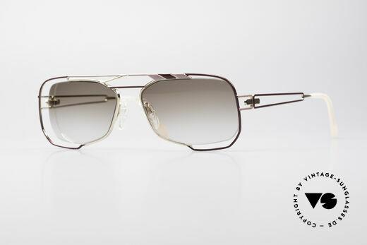 Neostyle Jet 222 Vintage No Retro Sonnenbrille Details