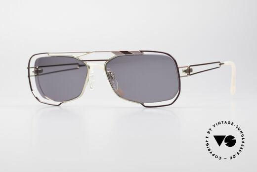 Neostyle Jet 222 No Retro Vintage Sonnenbrille Details