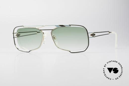 Neostyle Jet 222 Vintage Brille No Retrobrille Details