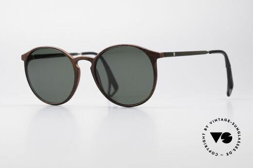 Uvex 9259 90er Jahre Panto Sonnenbrille Details
