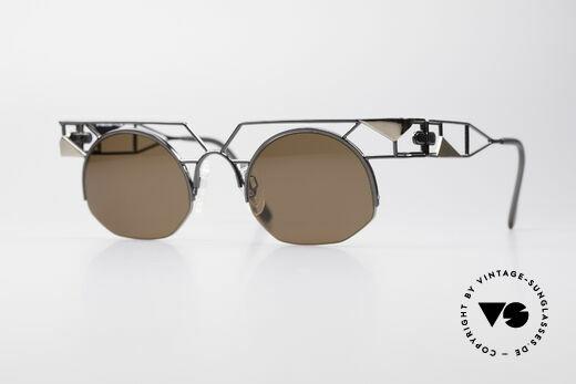 Neostyle Jet 224 Steampunk Style Sonnenbrille Details