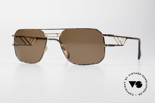 Neostyle Boutique 306 1980er Herren Sonnenbrille Details