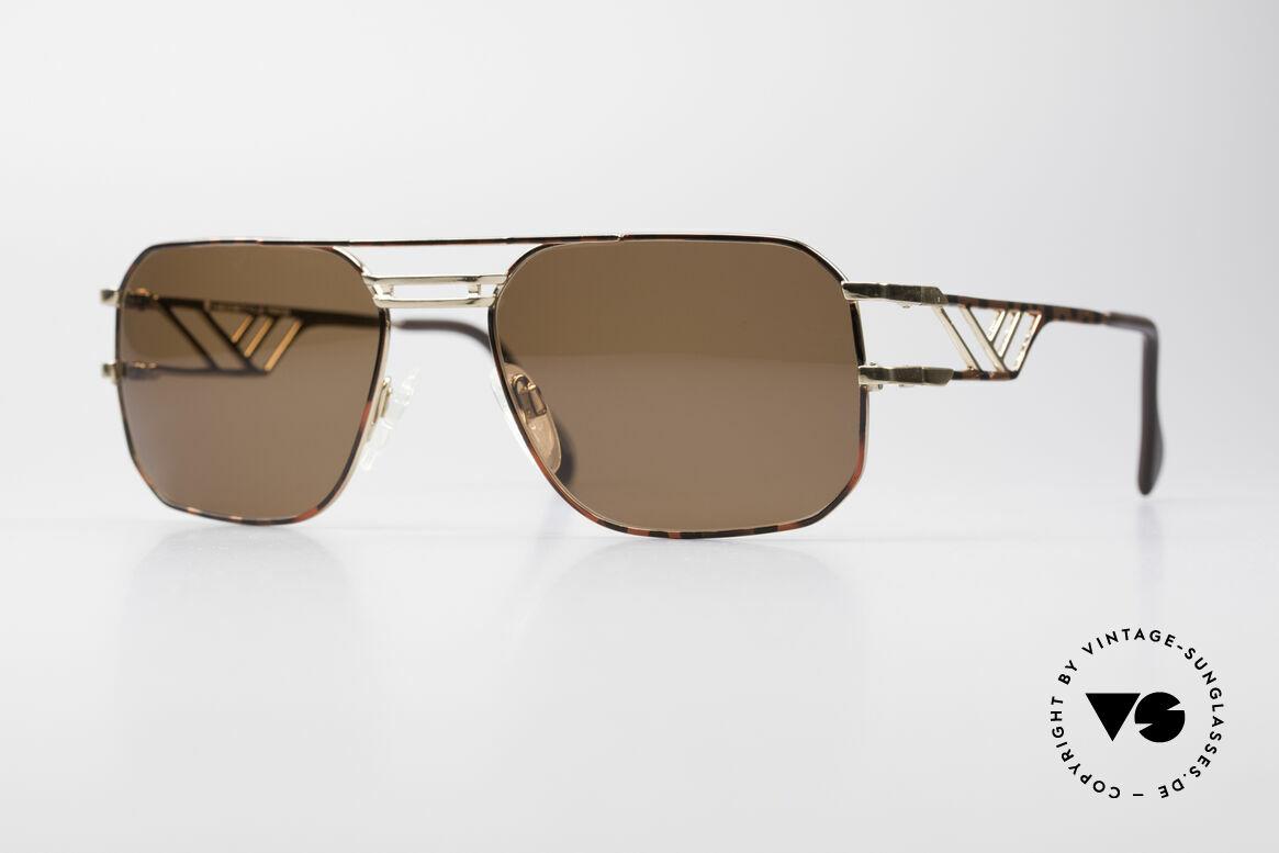 Neostyle Boutique 306 1980er Herren Sonnenbrille, monumentale vintage Neostyle Sonnenbrille, Passend für Herren