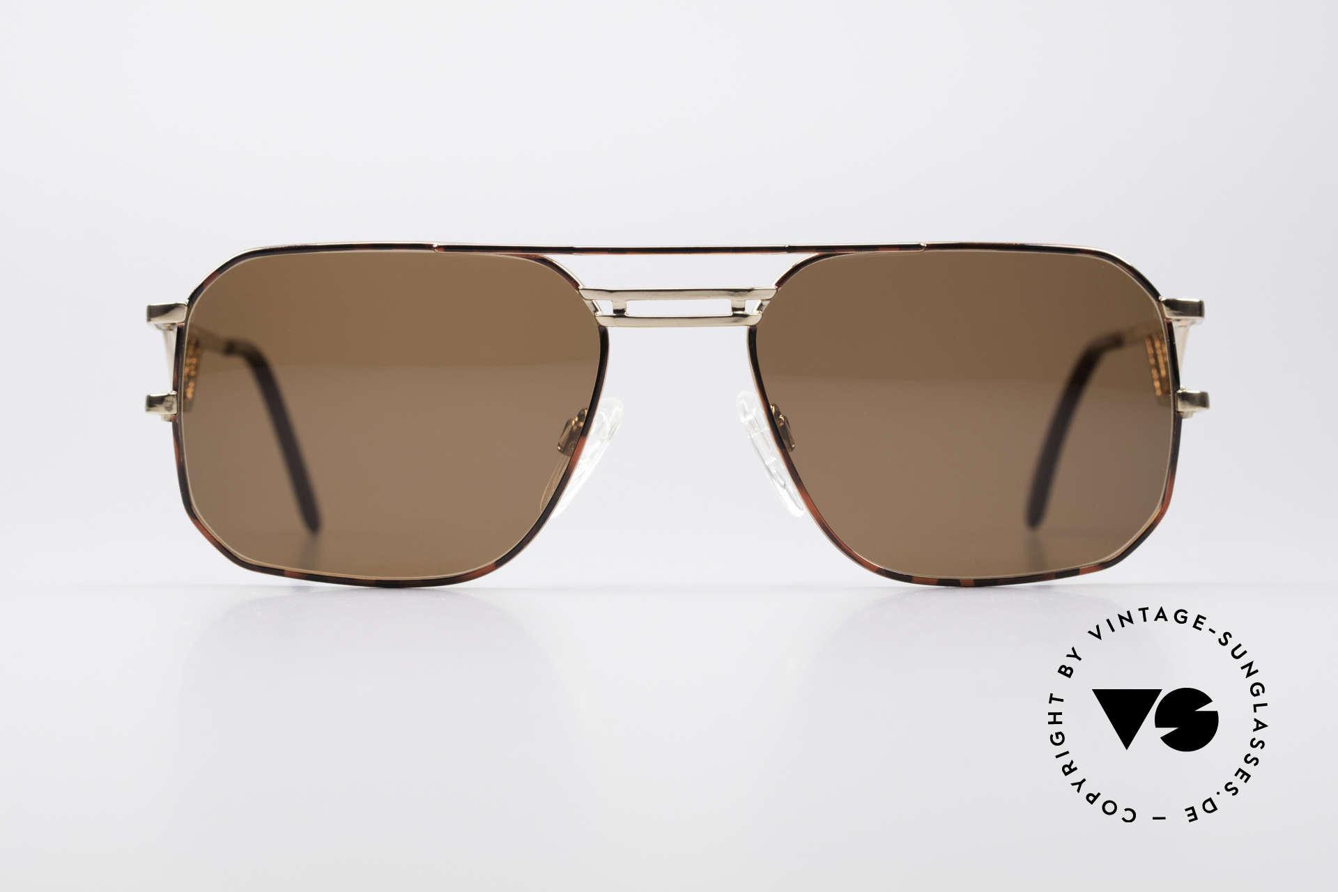 Neostyle Boutique 306 1980er Herren Sonnenbrille, sehr begehrtes Modell der BOUTIQUE-Serie, Passend für Herren
