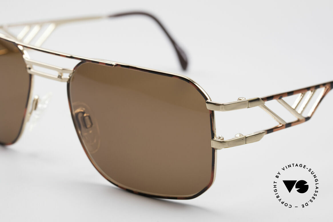 Neostyle Boutique 306 1980er Herren Sonnenbrille, fühlbare Top-Qualität sowie 100% UV Schutz, Passend für Herren