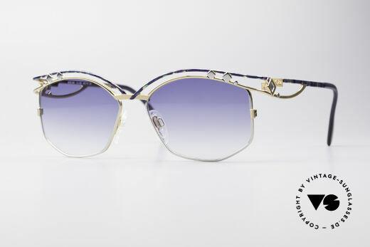 Cazal 280 Vintage Damen Sonnenbrille Details