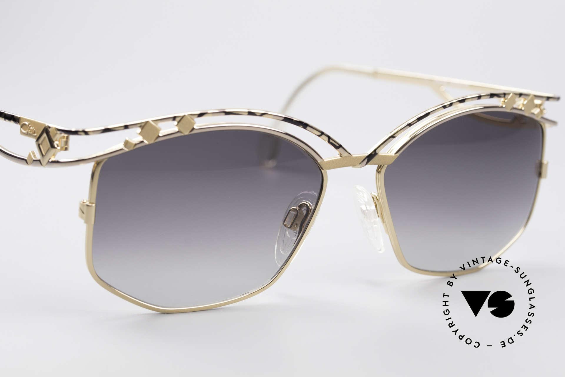 Cazal 280 Rare 90er Damen Sonnenbrille, ungetragen (wie alle unsere vintage Cazal Brillen), Passend für Damen