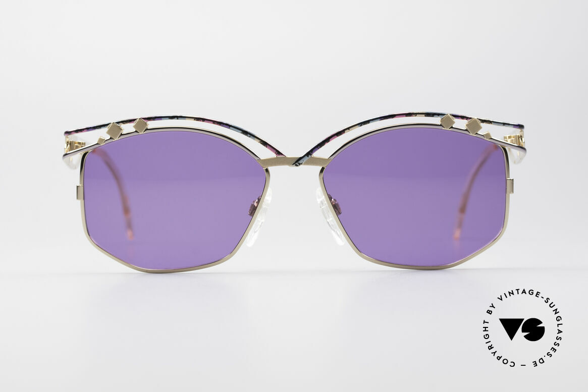 Cazal 280 Designer Sonnenbrille Damen