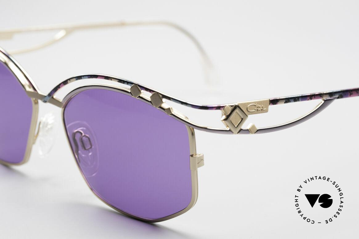 Cazal 280 Designer Sonnenbrille Damen, ein wahrer Hingucker in herausragender Qualität, Passend für Damen