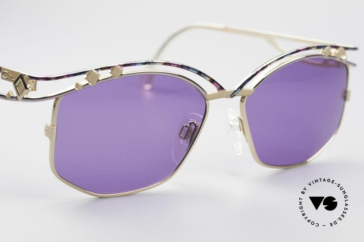 Cazal 280 Designer Sonnenbrille Damen, ungetragen (wie alle unsere vintage Cazal Brillen), Passend für Damen