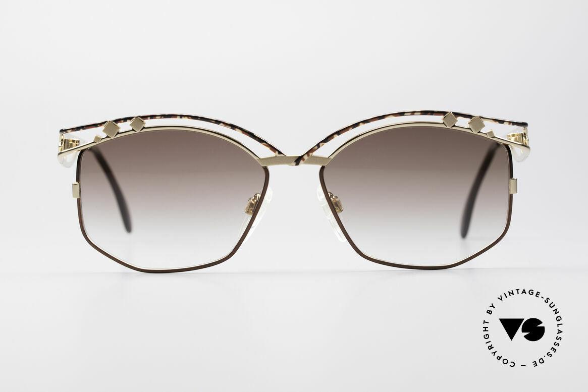 Cazal 280 Designer Damen Sonnenbrille, unverwechelbare CAri ZALloni (CAZAL) Creation, Passend für Damen