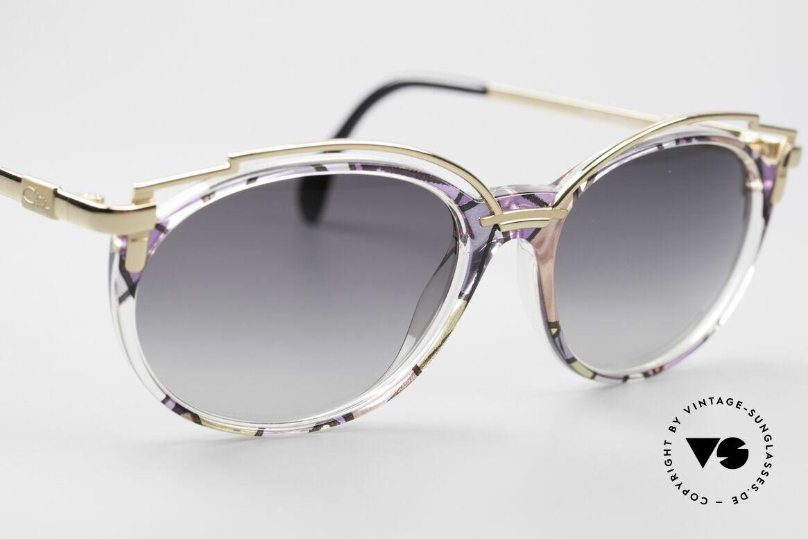 Cazal 358 90er Creation Cazal Brille, ungetragen (wie alle unsere VINTAGE Designer-Brillen), Passend für Damen