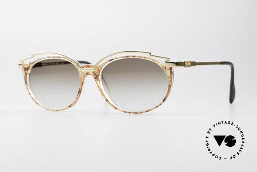 Cazal 358 90er Damen Sonnenbrille Vintage Details