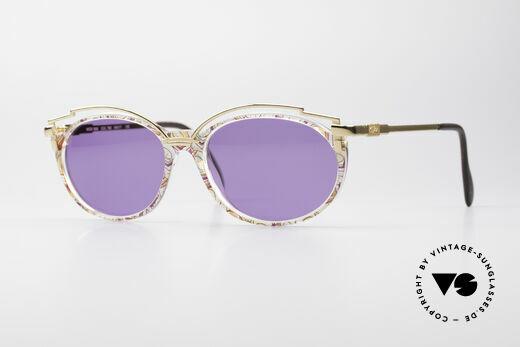 Cazal 358 Rare 90er Vintage Sonnenbrille Details
