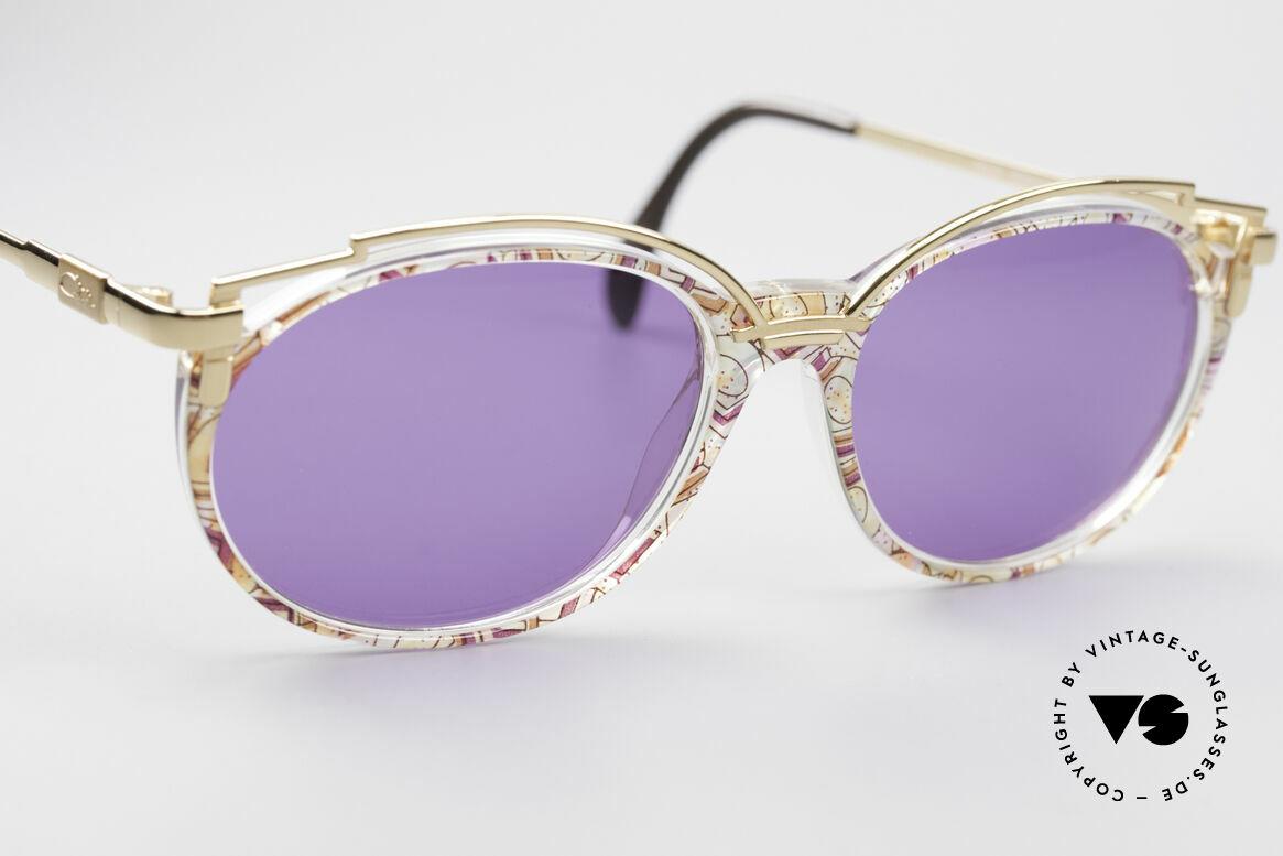 Cazal 358 Rare 90er Vintage Sonnenbrille, ungetragen (wie alle unsere VINTAGE Designerbrillen), Passend für Damen