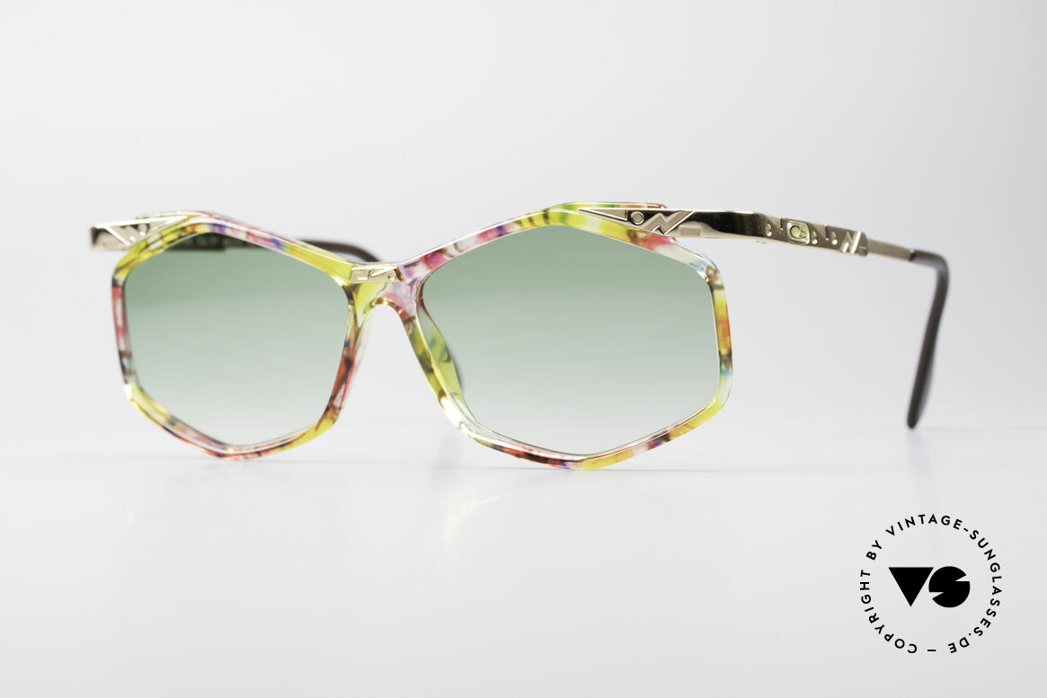 Cazal 354 Vintage Sonnenbrille Damen