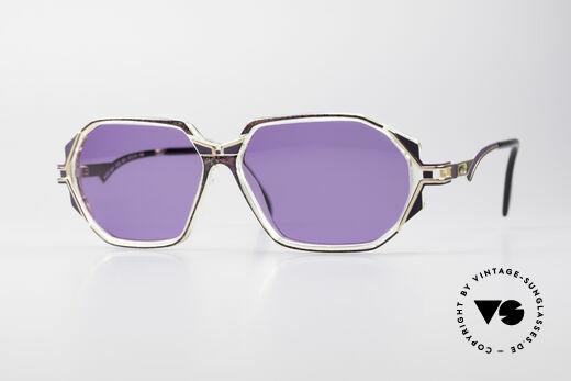 Cazal 361 Original 90er Sonnenbrille Details