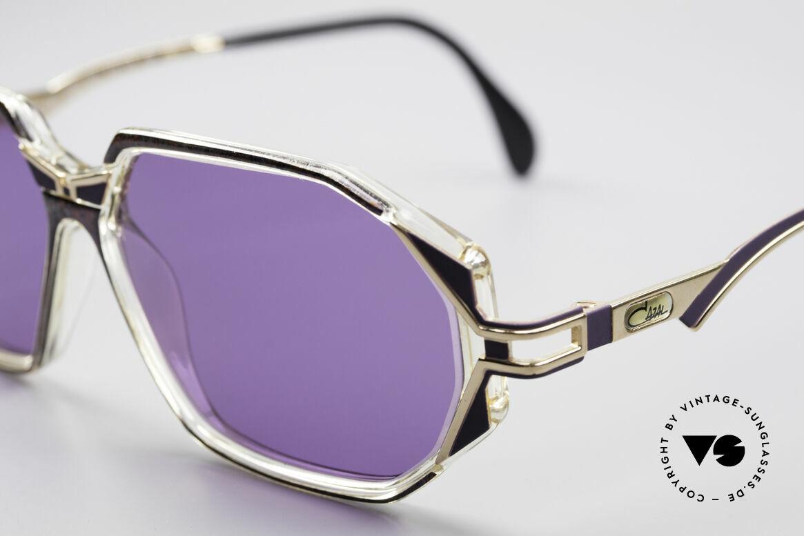 Cazal 361 Original 90er Sonnenbrille, Premium-Qualität & Langlebigkeit (Frame Germany), Passend für Damen