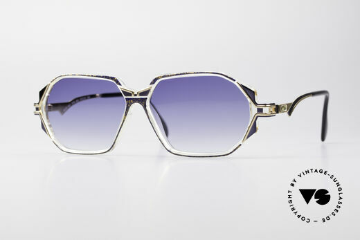 Cazal 361 Designersonnenbrille No Retro Details