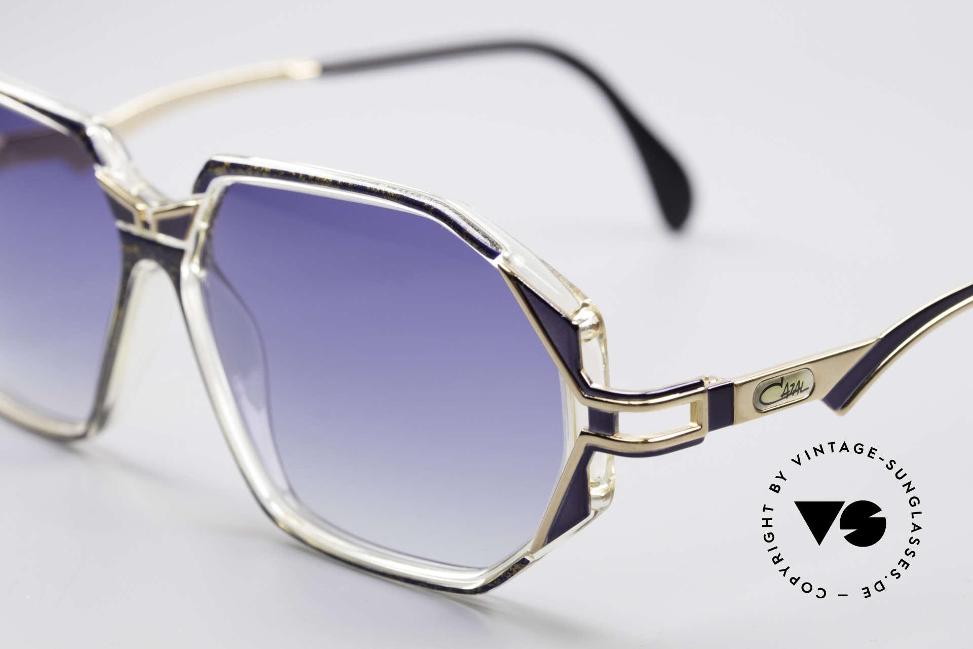 Cazal 361 Designersonnenbrille No Retro, Premium-Qualität & Langlebigkeit (Frame Germany), Passend für Damen