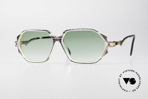 Cazal 361 Original Damen Designerbrille Details