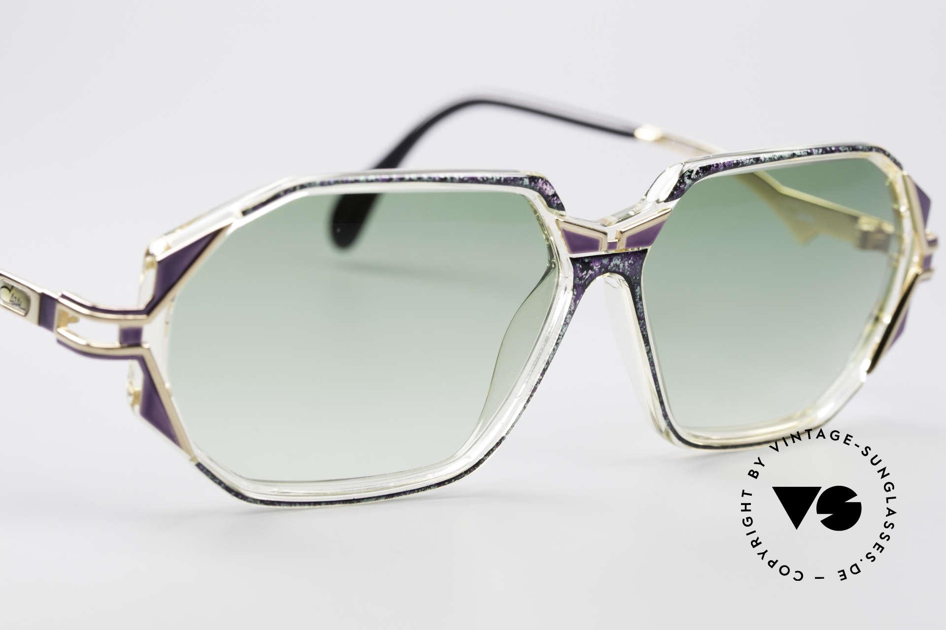 Cazal 361 Original Damen Designerbrille, ungetragen (wie alle unsere vintage CAZAL Brillen), Passend für Damen