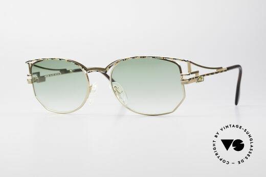 Cazal 289 Echt 90er Markenbrille No Retro Details