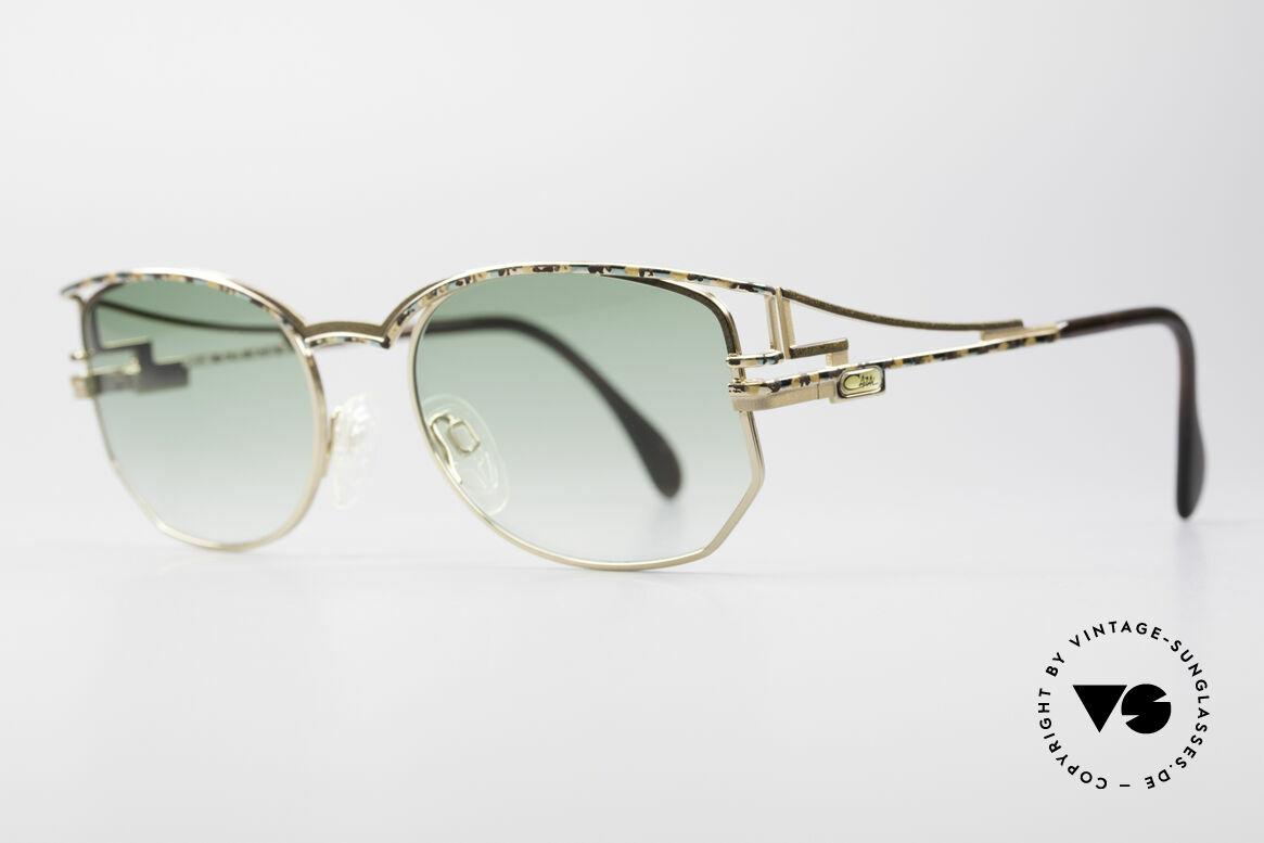 Cazal 289 Echt 90er Markenbrille No Retro