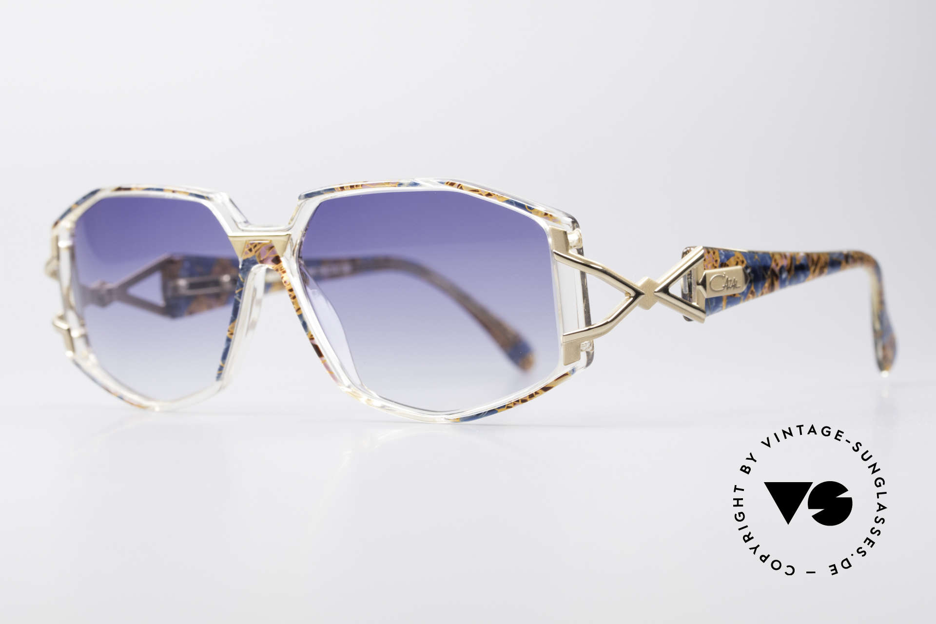 Cazal 368 90er Hip Hop Old School Brille, Verarbeitung und Haltbarkeit auf höchstem Niveau, Passend für Damen