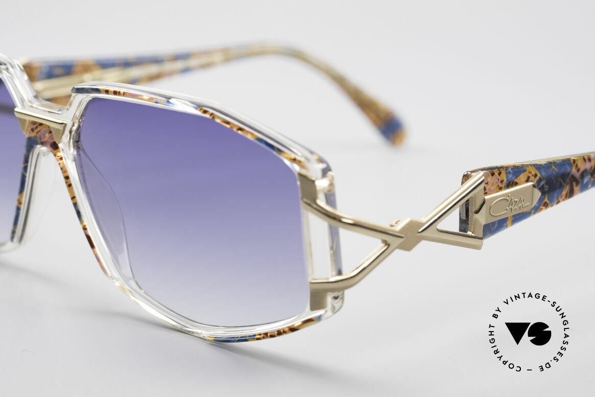 Cazal 368 90er Hip Hop Old School Brille, aufwändige & originelle Kolorierung = typisch Cazal, Passend für Damen
