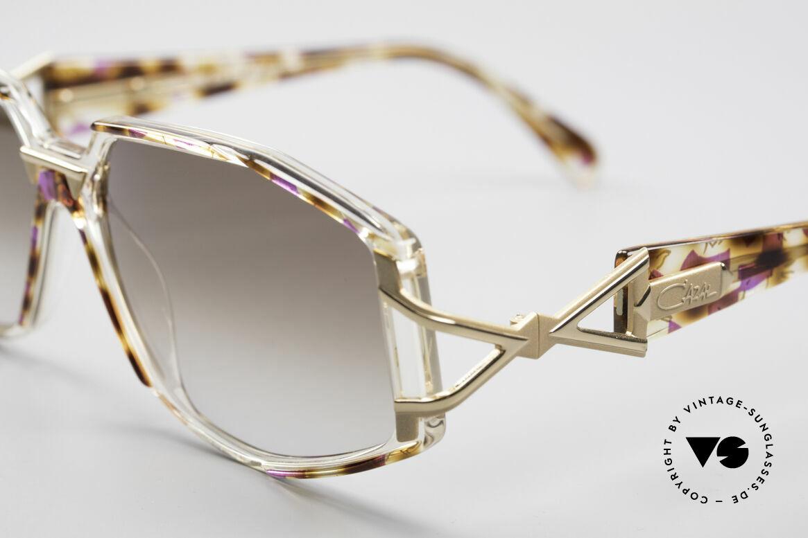 Cazal 368 Designerbrille Hip Hop Style, aufwändige & originelle Kolorierung = typisch Cazal, Passend für Damen