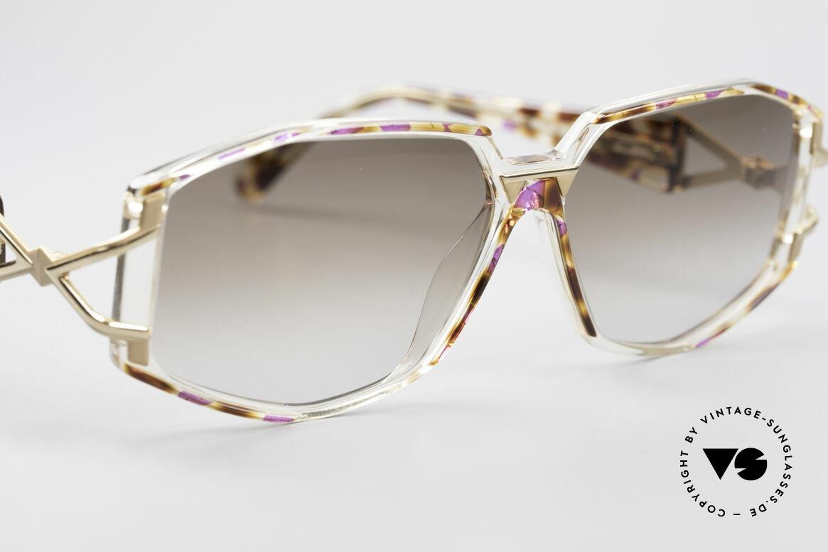Cazal 368 Designerbrille Hip Hop Style, ungetragen (wie alle unsere vintage Designer-Brillen), Passend für Damen