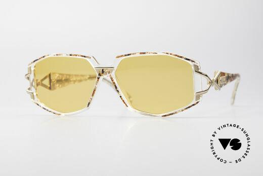 Cazal 368 90er Hip Hop Designerbrille Details