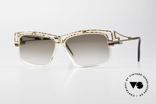 Cazal 365 Vintage No Retro Sonnenbrille Details