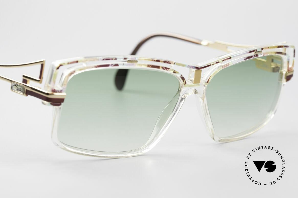 Cazal 365 No Retro 90er Hip Hop Brille, ungetragen (wie alle unsere VINTAGE Cazal Brillen), Passend für Herren und Damen