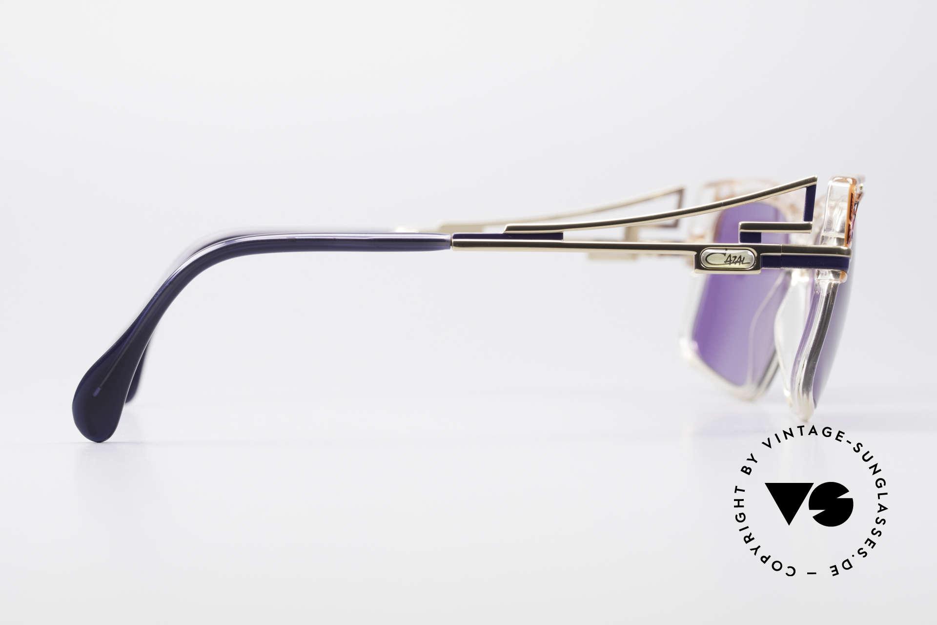 Cazal 365 No Retrobrille Echt Vintage 90er, KEINE Retrobrille, sondern ein echtes 90er Original, Passend für Herren und Damen