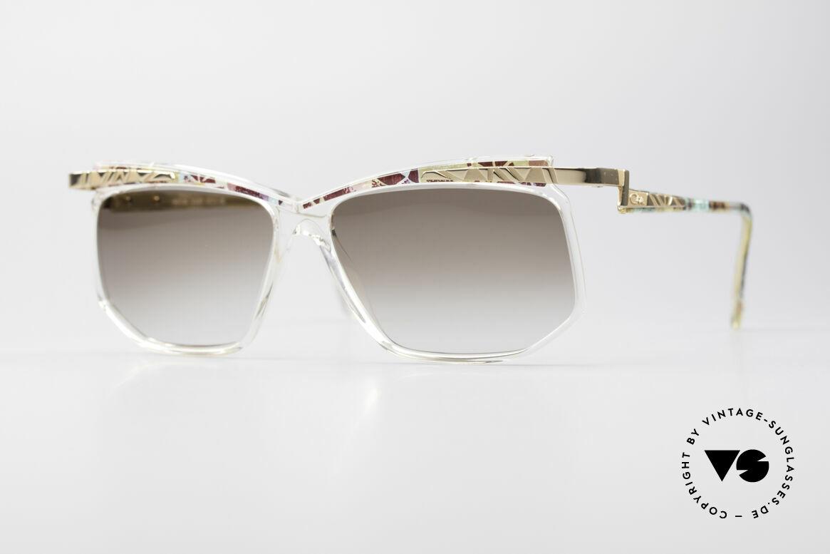 Cazal 366 Vintage 90er Hip Hop Brille, vintage Sonnenbrille von CAZAL aus dem Jahre 1996, Passend für Herren und Damen