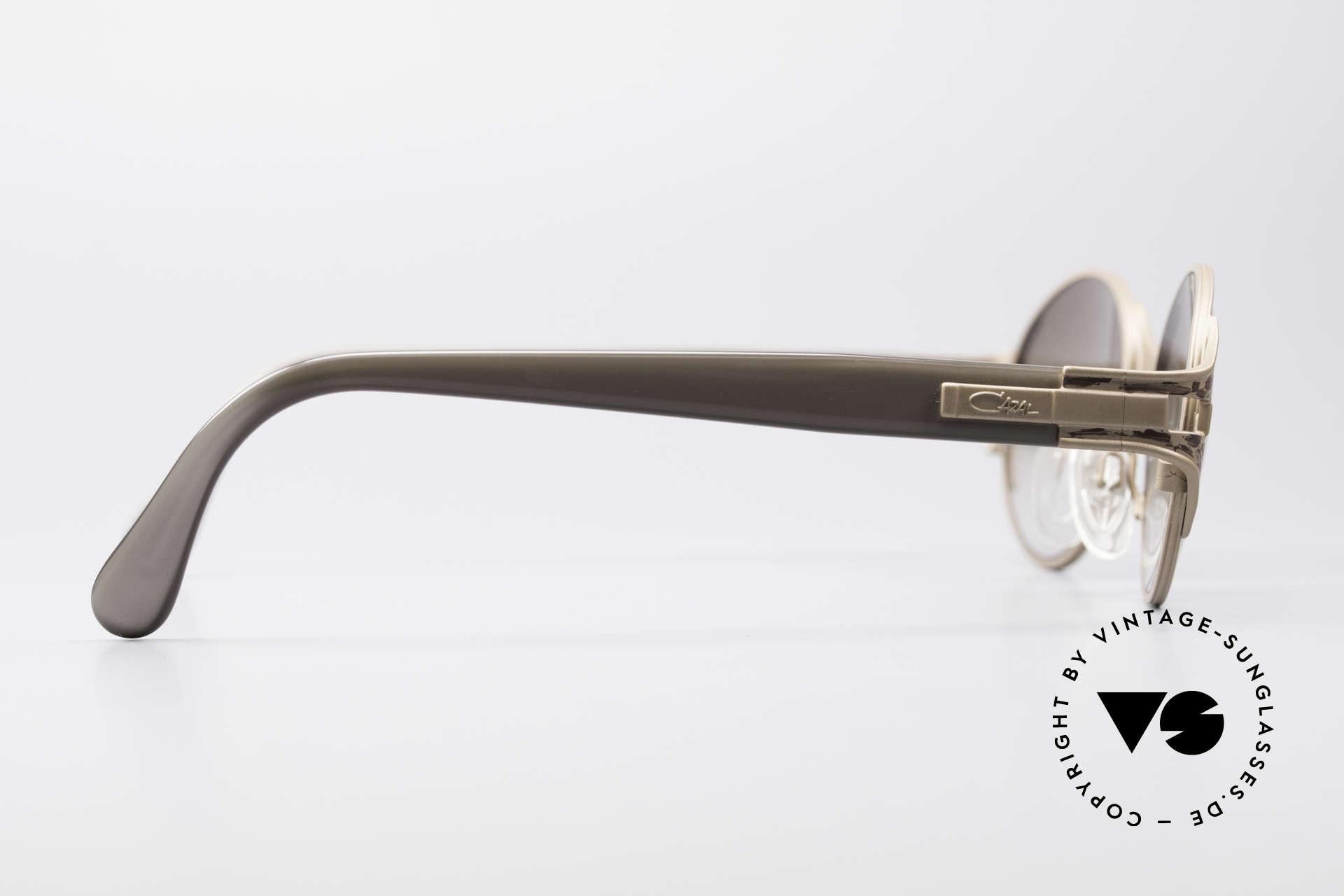 Cazal 281 90er Damen Sonnenbrille Oval, KEINE Retrobrille; sondern ein 90er Jahre Original!, Passend für Damen