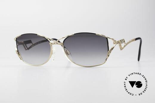 Cazal 284 Luxus Vintage Sonnenbrille Details