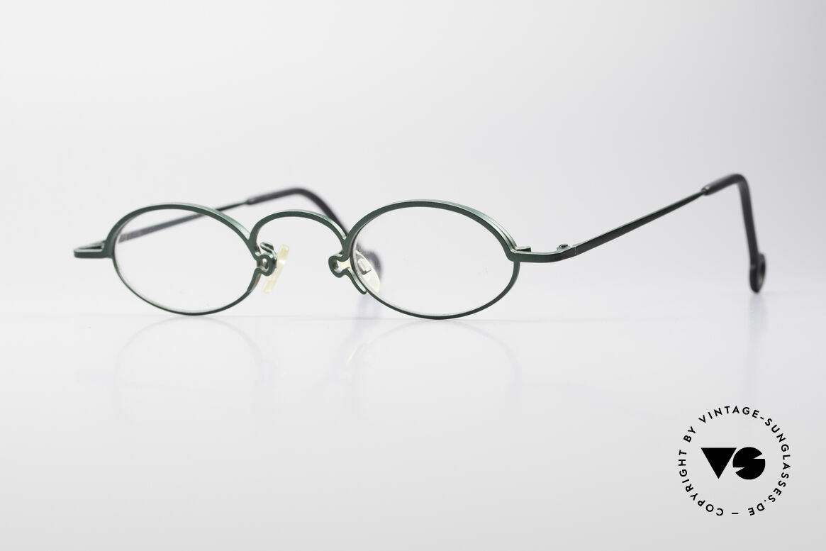Theo Belgium Mikado Trendsetter Vintage Brille